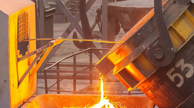 Горнодобывающая и металлургическая промышленность