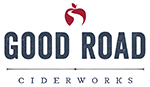 Logo of GoodRoad CiderWorks Going Down ... Under