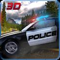 Compton Hill Climb Police Car icon