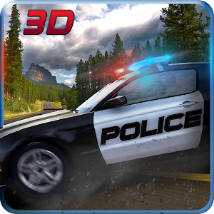 Compton Off-Road Police Car for PC and MAC