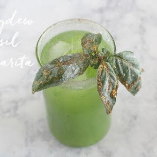 Honeydew Basil Margarita Recipe