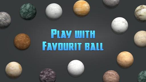 Code Triche Balancer Ball 3D: Rolling Escape  APK MOD (Astuce) screenshots 3
