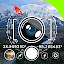 GPS Coordinates Photo Stamp Camera UTM icon