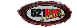 Logo for 521 BBQ & Grill Indian Land