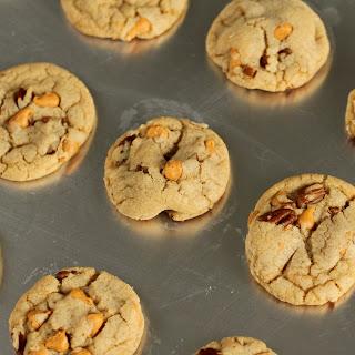 Brown Butter Butterscotch Pecan Cookies