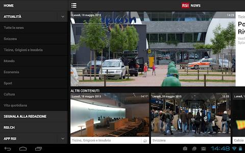 RSI News screenshot 5