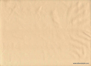 Photo: Agra 04 - Plain Heather   100% Silk Taffeta Plain