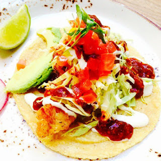 The Hirshon San Diego Fried Fish Tacos