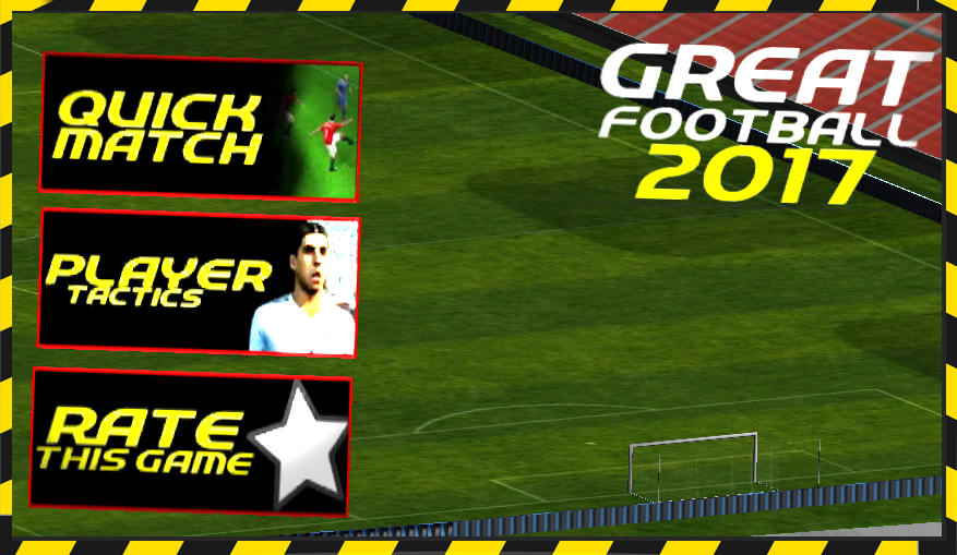 Screenshots of Great Football 2016-2017 for iPhone