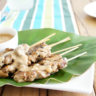 Satay Sauce Without Coconut Milk Recipes.