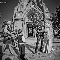 Wedding photographer Iza Zdziebko (pracowniawspomn). Photo of 12.07.2014
