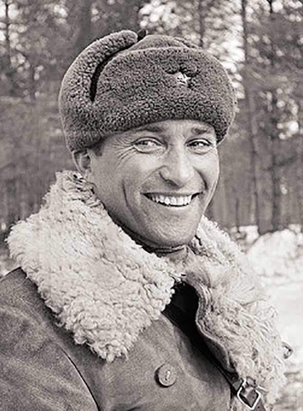 Чапаев А.В. - командир противотанкового дивизиона 511 гап