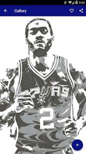 Kawhi Leonard Wallpaper HD NBA - náhled