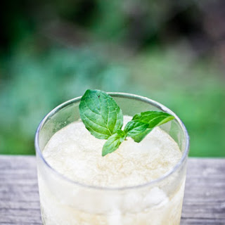Chocolate Mint Julep.