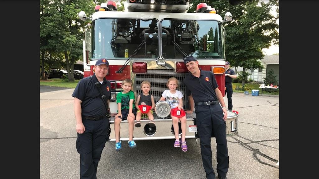CFD Kids & Truck