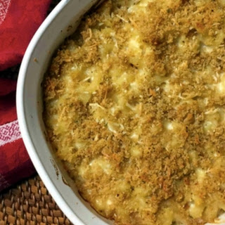 Fay's Easy Cheesy Macaroni and Cheese.