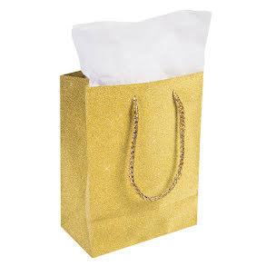 Presentpåse, Guld
