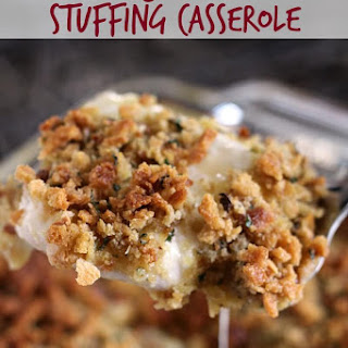 Chicken Cheese Stuffing Casserole Recipes
