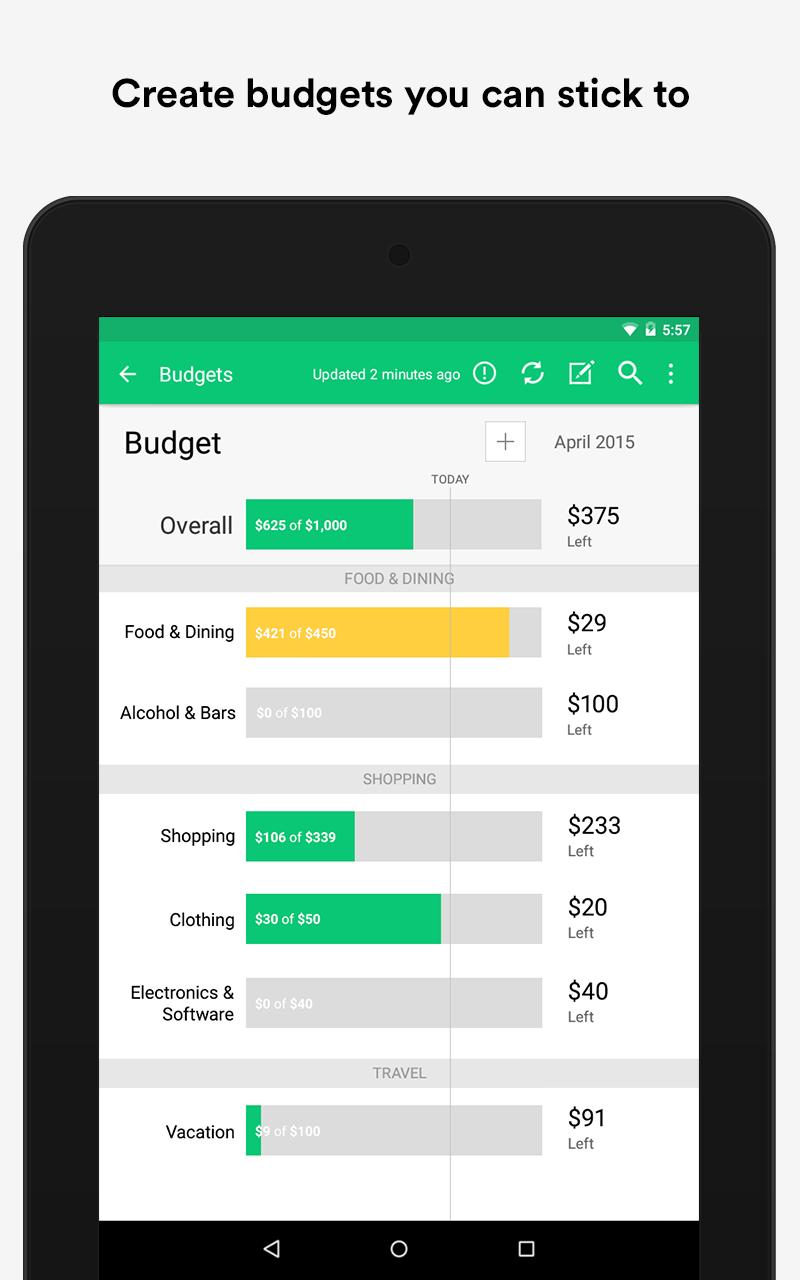 Mint: Personal Finance & Money screenshot #16