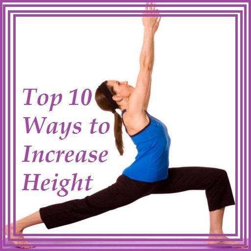 Top 10 Ways to Increase Height 1.0 screenshots 1