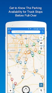 Find Truck Loads, Stops, Weigh Stations & GPS- screenshot thumbnail