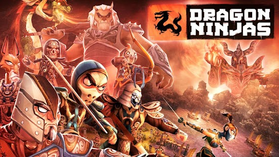 Dragon Ninjas- screenshot thumbnail