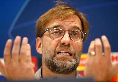 """Jürgen Klopp dénonce le calendrier anglais : """"Regarder tous ces matchs, ce n'est pas bon pour votre vie sociale !"""""""