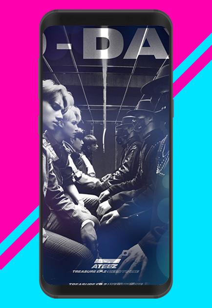 Download Ateez Wallpapers Kpop 4k Ultra Hd Apk Latest