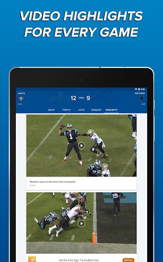 CBS Sports App - Scores, News, Stats & Watch Live 9.9.1 screenshots 20