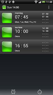 Alarm Clock Tokiko Free No Ads 5.1.0 Mod APK Updated Android 1