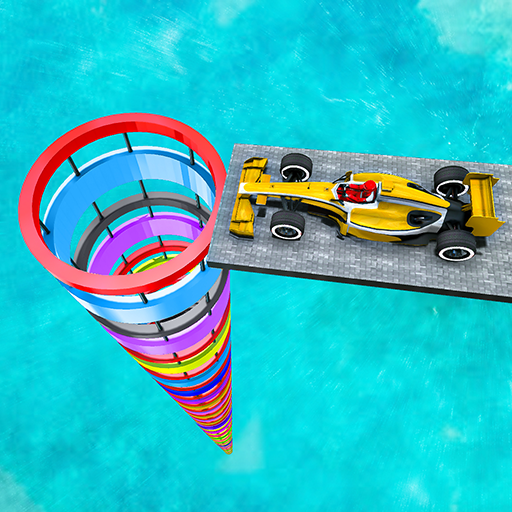 Gt Formula Car Racing Stunts : Impossible Tracks