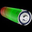 3D AA Battery Widget icon