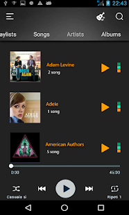 Music Player Free Audio Mp3 Player - náhled