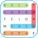Word Search Games in Spanish icon