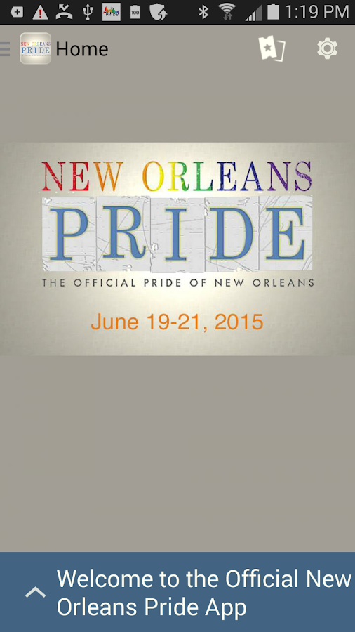 New Orleans Pride- screenshot
