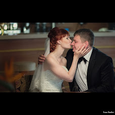 Wedding photographer Ivan Suslov (SuslovIvan). Photo of 26.08.2013