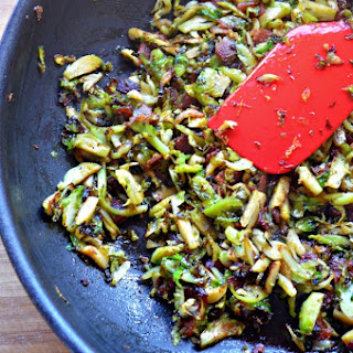 Roasted Brussel Sprouts with Pine Nuts