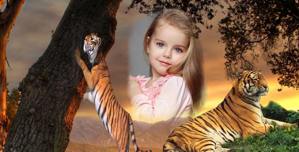 Wildlife Photo Frames HD - náhled