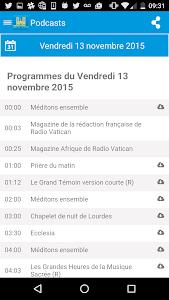 Radio Notre Dame - 100.7 FM screenshot 3