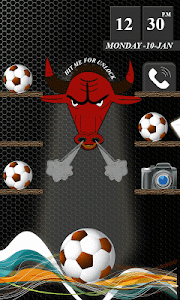 Football Go Locker Theme screenshot 2