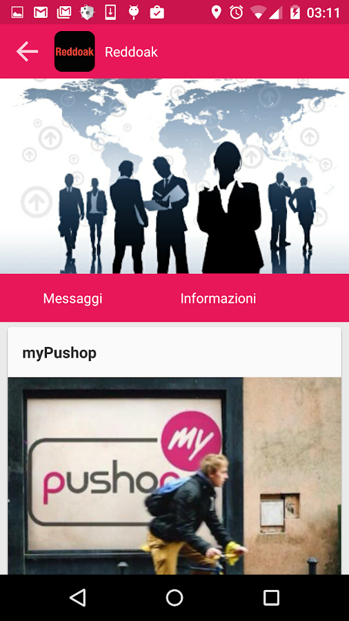 myPushop- screenshot