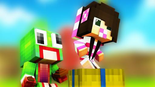 Baby girls for Minecraft 4.1.0 screenshots 1