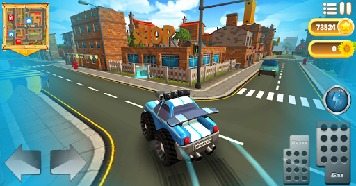 Cartoon Hot Racer 3D 1.02 screenshots 1