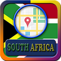 South Africa Maps icon