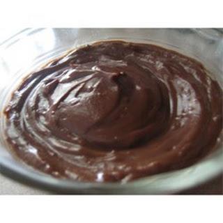 Hasty Chocolate Pudding