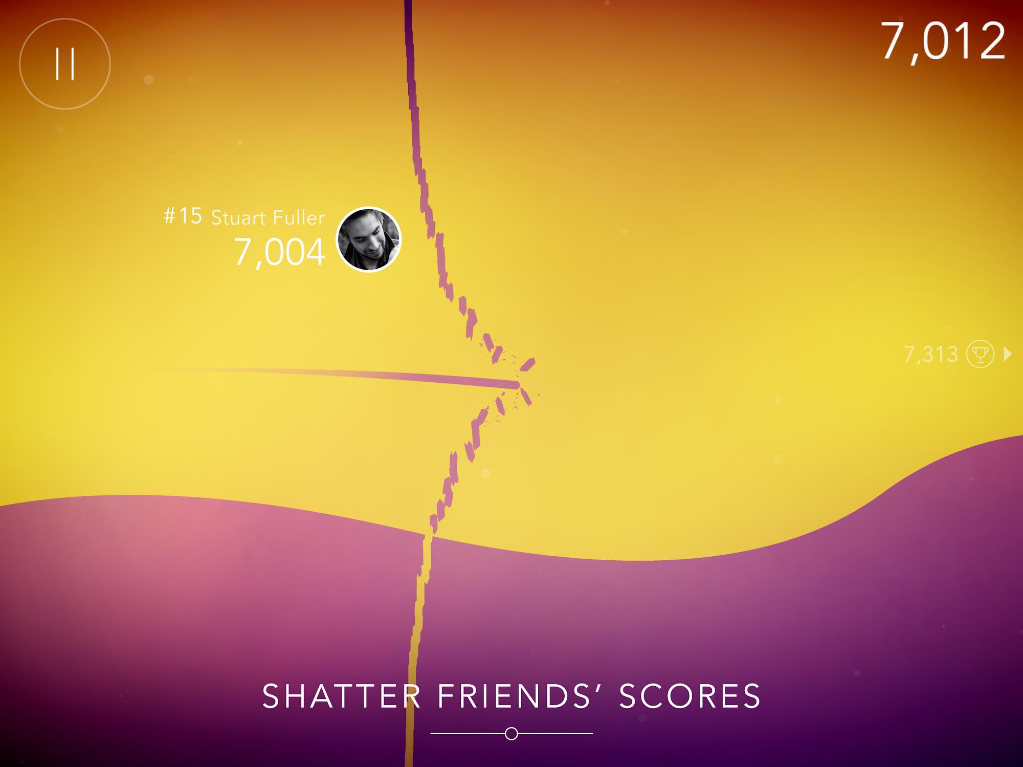 FLO Game - Free challenging infinite runner screenshot #6