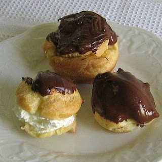 Hungarian Cream Puffs Recipe