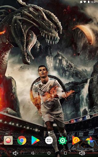 Cristiano Ronaldo Fondos 2.6 screenshots 9