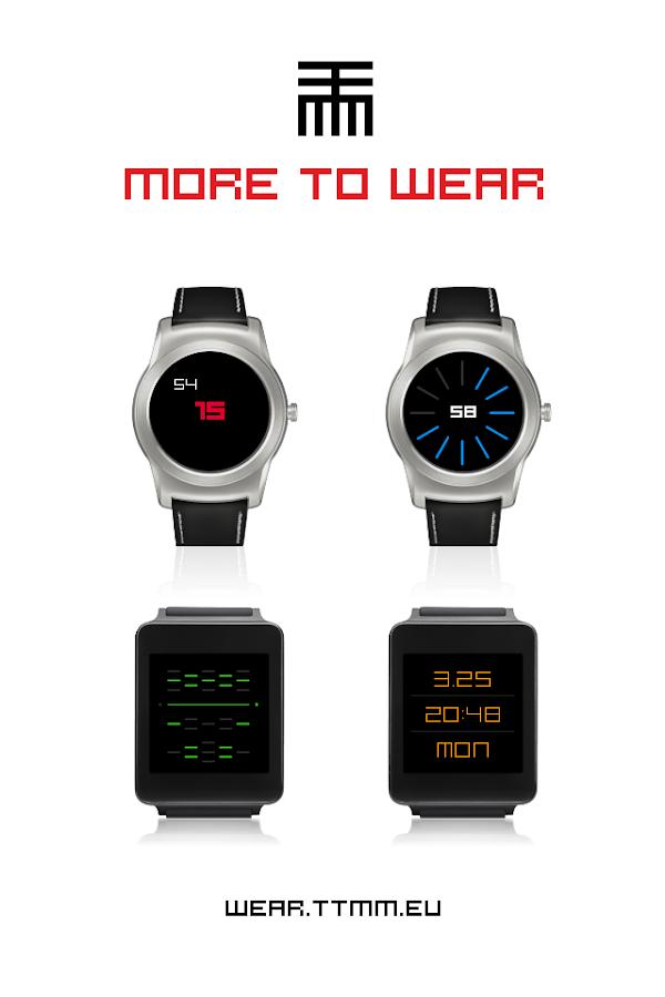 FILLTTMM - Wear watch face