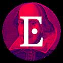 Emoji Shakespeare icon